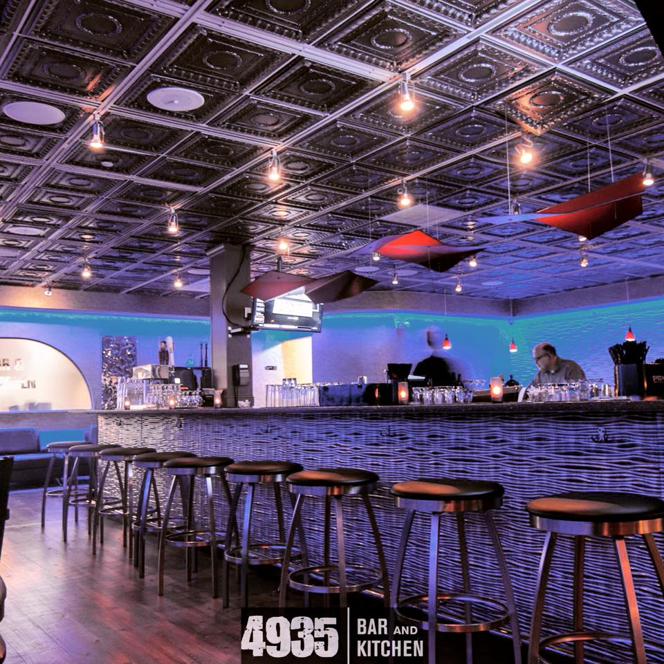 spotluck - spotluck spotlight: 4935 bar & kitchen